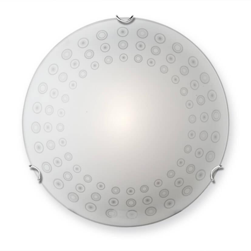 Настенно-потолочный светильник Vitaluce V6412/1A, E27, 100 Вт настенно потолочный светильник brilliant silvester 96106 06