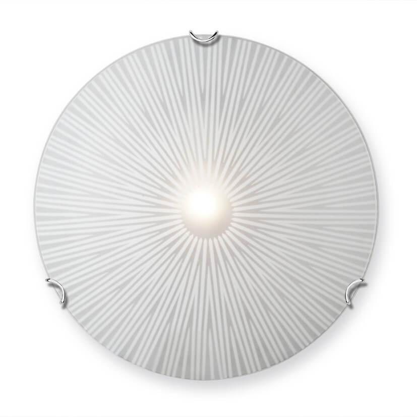 Настенно-потолочный светильник Vitaluce V6415/1A, E27, 100 Вт настенно потолочный светильник brilliant silvester 96106 06