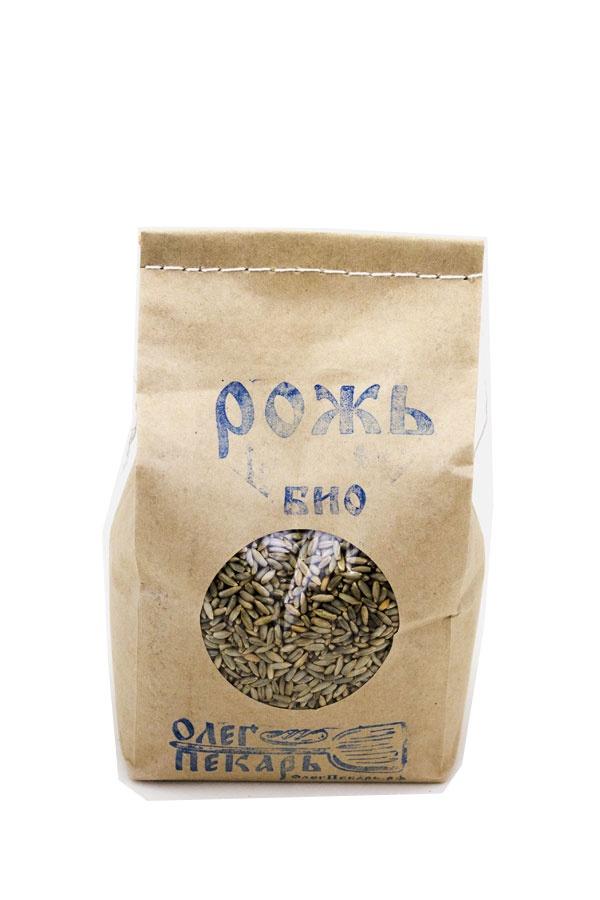 БИО зерно рожь для проращивания Олег пекарь. Шугуровское зерно, 2 кг.