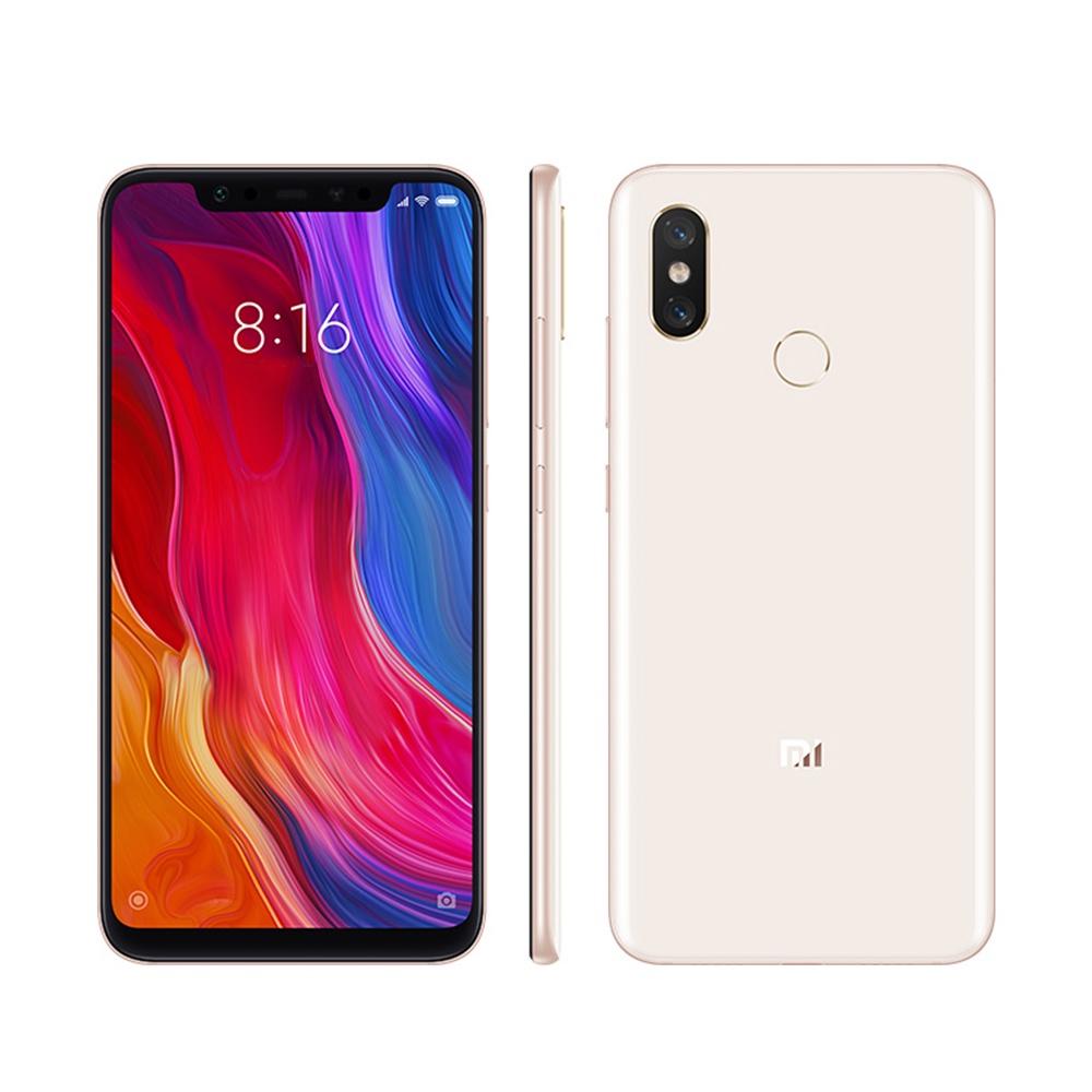 Смартфон Xiaomi PZ0471 128 GB, золотой m8 fully loaded xbmc amlogic s802 android tv box quad core 2g 8g mali450 4k 2 4g 5g dual wifi pre installed apk add ons