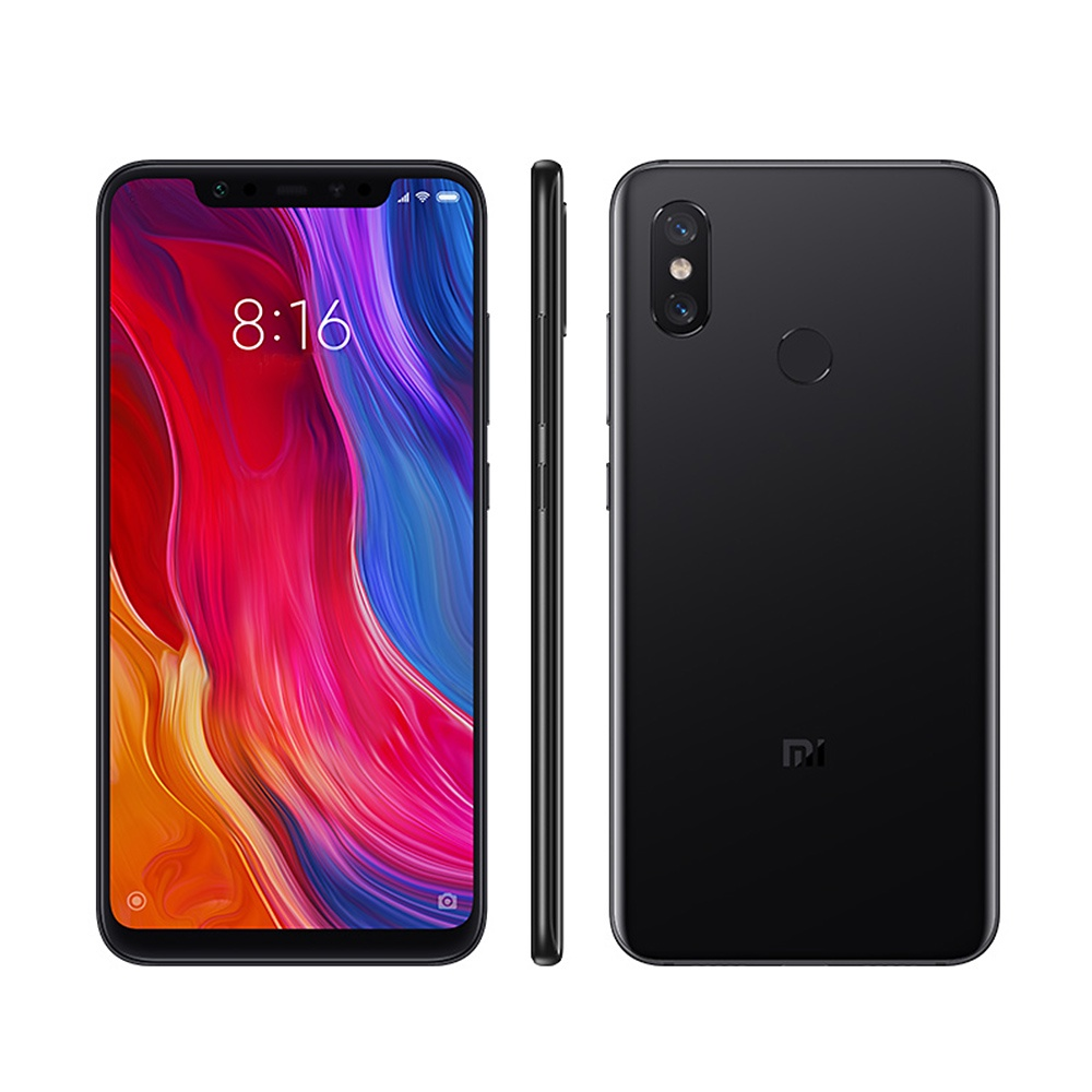 Смартфон Xiaomi PZ0471 128 GB, черный m8 fully loaded xbmc amlogic s802 android tv box quad core 2g 8g mali450 4k 2 4g 5g dual wifi pre installed apk add ons