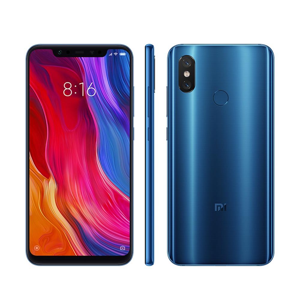 Смартфон Xiaomi PZ0471 128 GB, синий m8 fully loaded xbmc amlogic s802 android tv box quad core 2g 8g mali450 4k 2 4g 5g dual wifi pre installed apk add ons