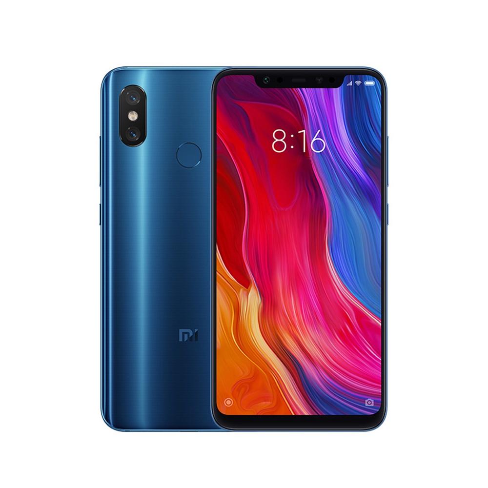 Смартфон Xiaomi PZ0471 64 GB, синий m8 fully loaded xbmc amlogic s802 android tv box quad core 2g 8g mali450 4k 2 4g 5g dual wifi pre installed apk add ons