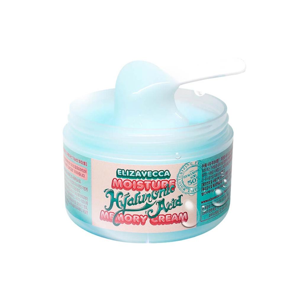 Крем для ухода за кожей Elizavecca Гиалуроновый крем-пудинг для лица Moisture Hyaluronic Acid Memory Cream, 100 мл. крем для лица ullex hyaluronic acid