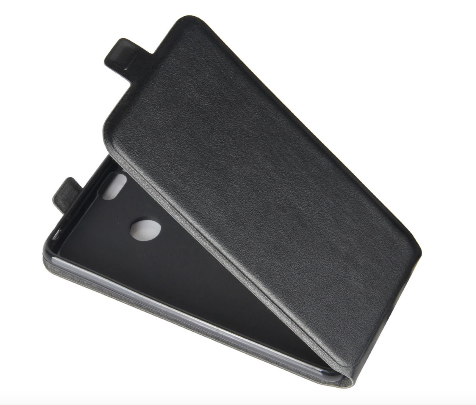 Чехол-флип MyPads для ZTE Blade A610 Plus вертикальный откидной черный gresso чехол крышка gresso для zte blade a610 plus силикон прозрачный