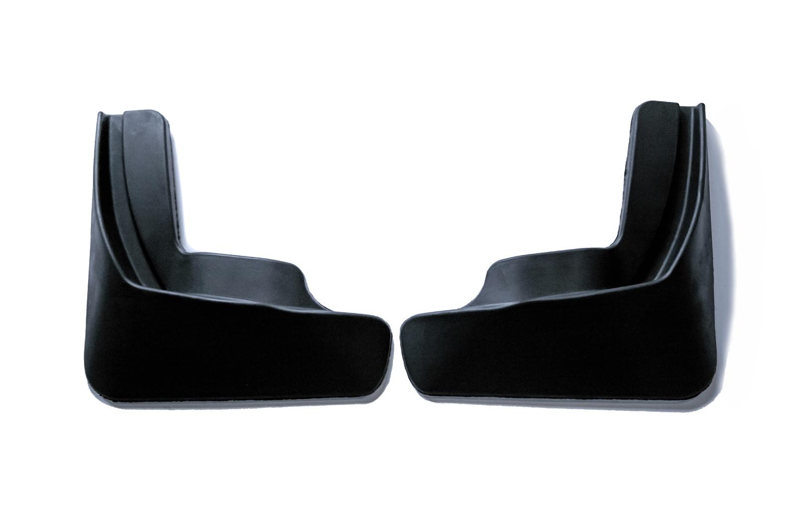Брызговики резиновые для Volkswagen Jetta VI (2011-2015) Задние брызговики задние без расширителей 22922767 для chevrolet tahoe iv 2015