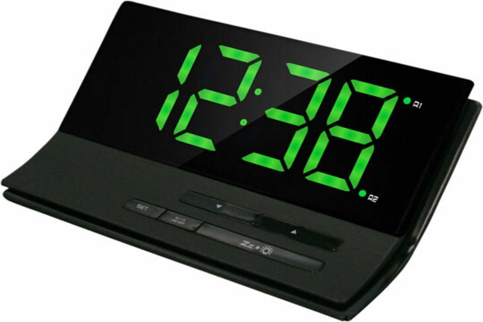 Часы электронные BVItech, BV-417G, черный