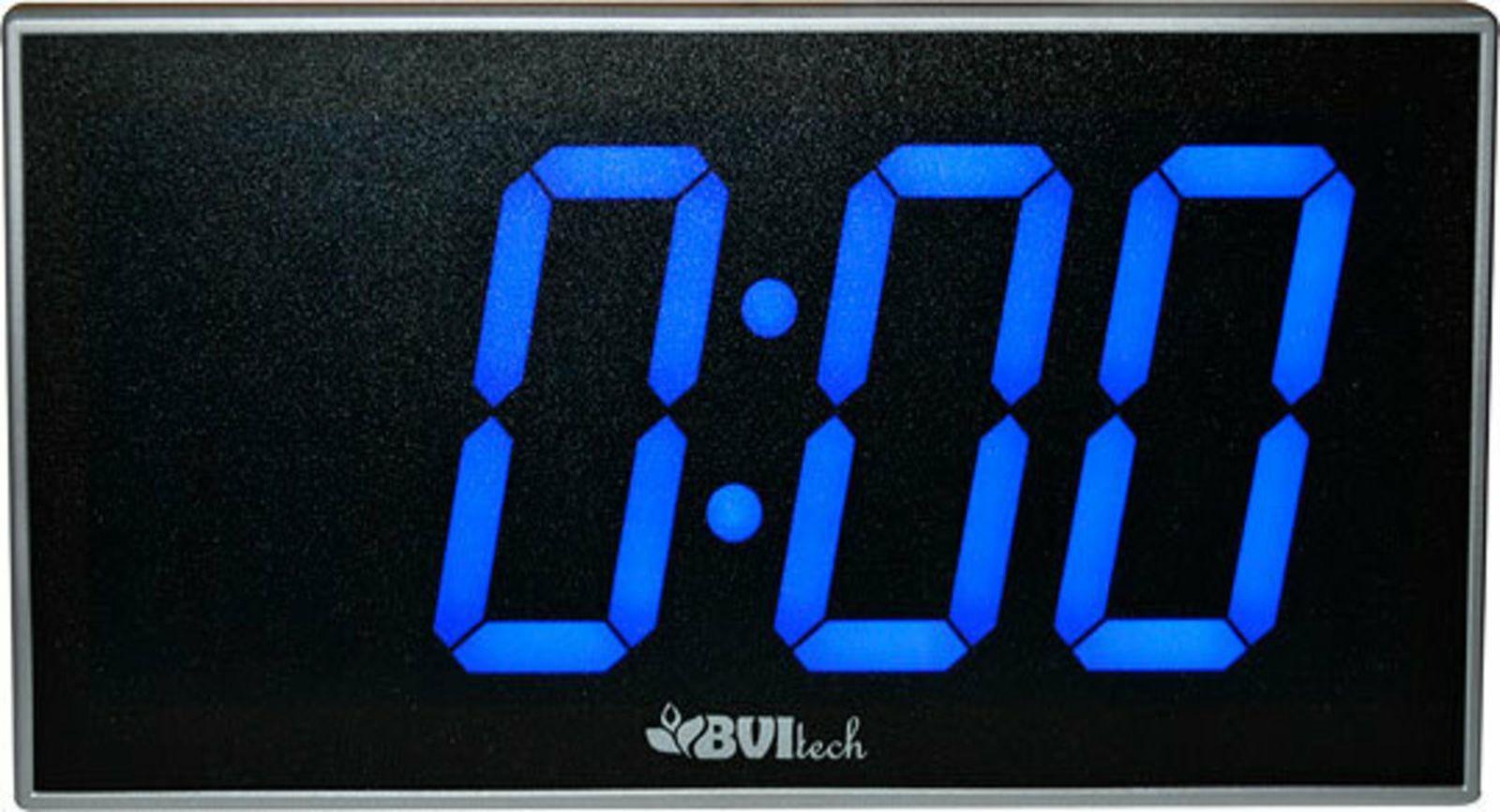 Часы электронные BVItech, BV-103B, черный