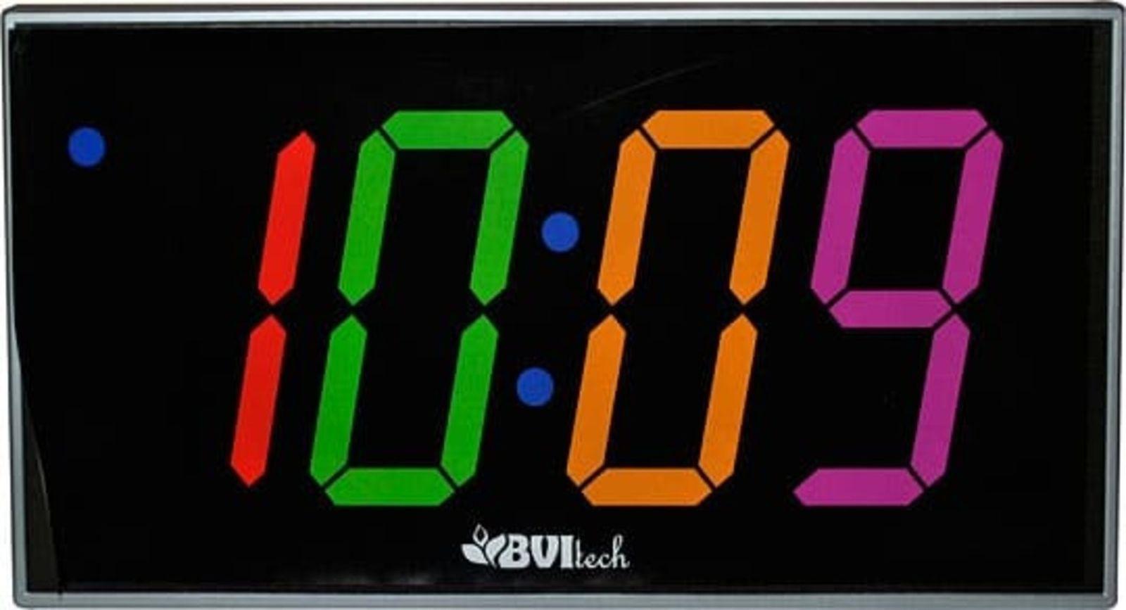 Часы электронные BVItech, BV-103M, черный