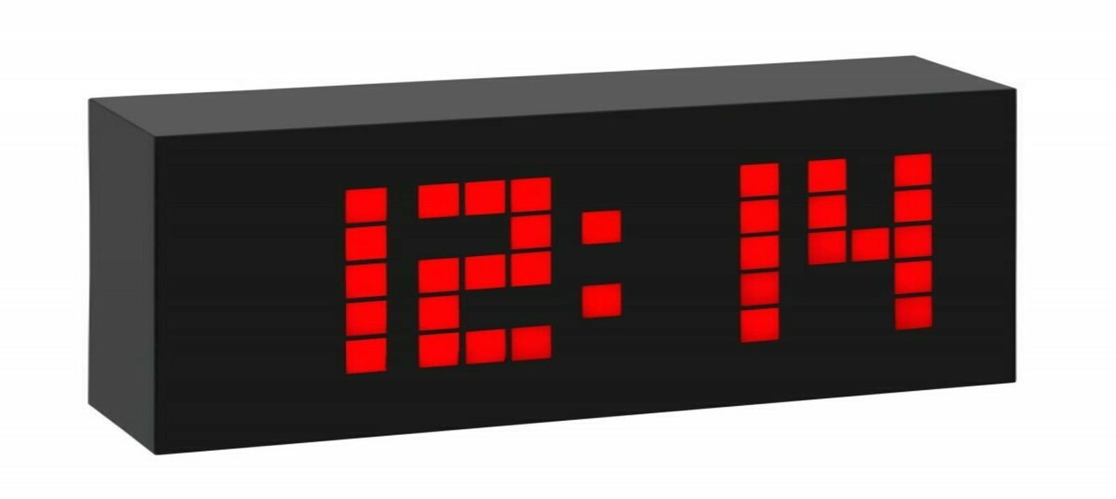 Часы электронные TFA, 60.2508, черный