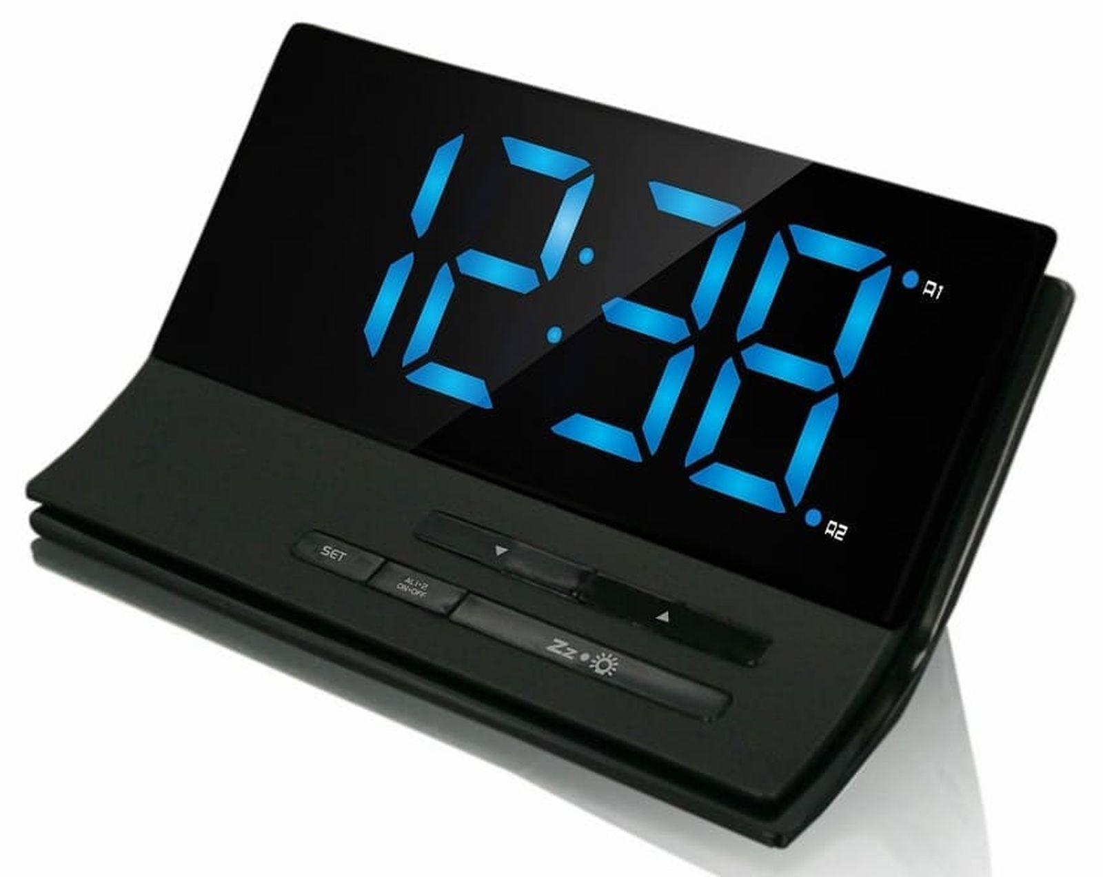 Часы электронные BVItech, BV-417B, черный