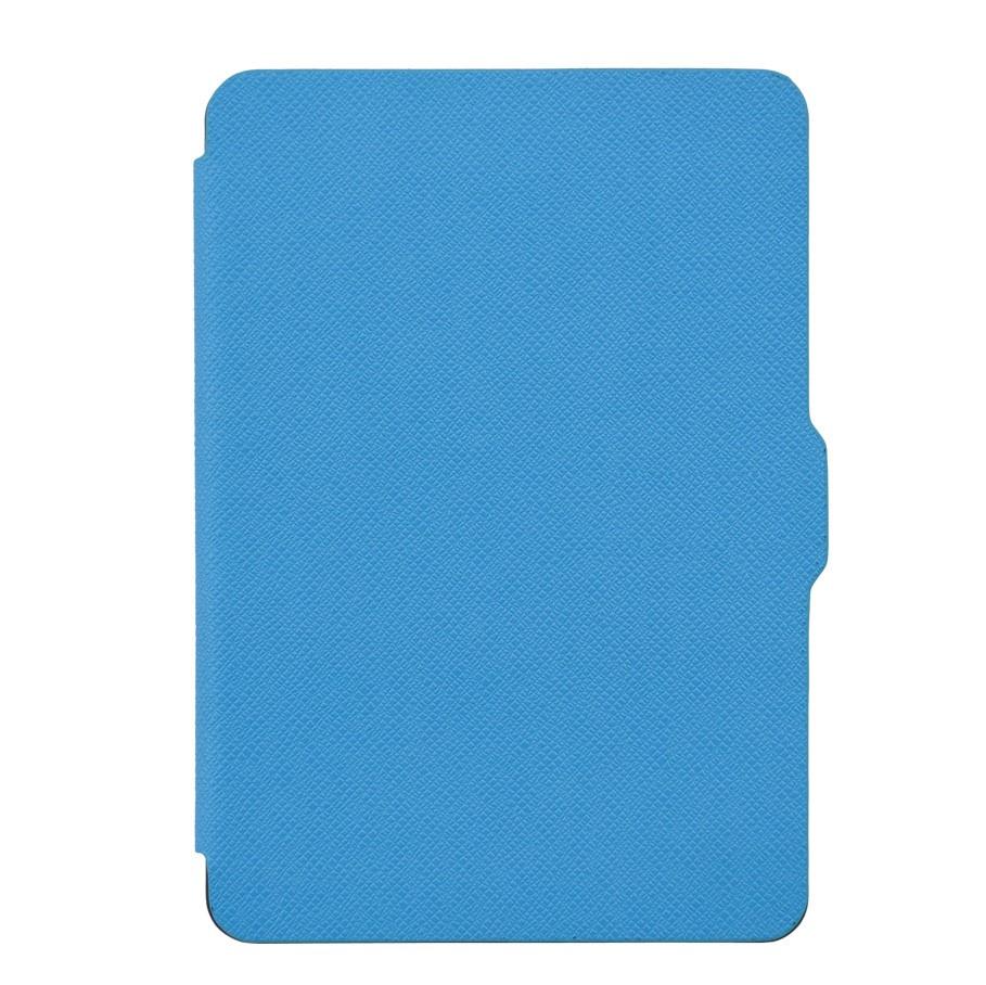 Чехол GoodChoice Ultraslim для Amazon Kindle PaperWhite 3 (голубой) кейс для назначение amazon kindle fire hd 8 7th generation 2017 release бумажник для карт кошелек со стендом с узором авто режим сна