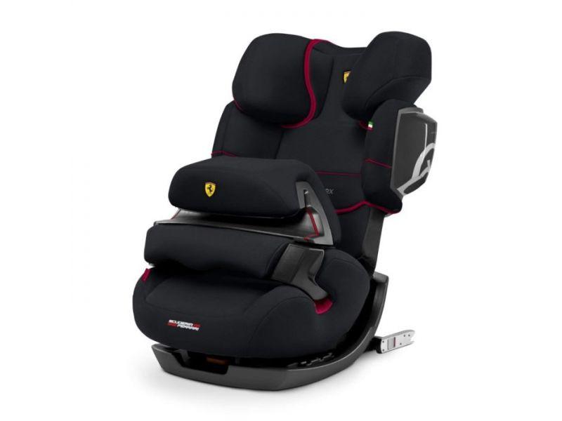 Автокресло Cybex Pallas 2-Fix (Ferrari Victory Black)