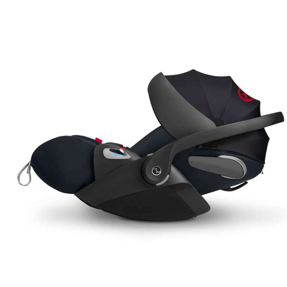 Автокресло Cybex Cloud Z I-size (Ferrari Victory Black) автокресло cybex cloud q happy black