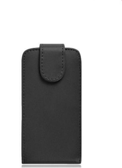 Чехол-флип MyPads для Lenovo A7010 / Vibe X3 Lite/ K4 Note 5.5 вертикальный откидной черный