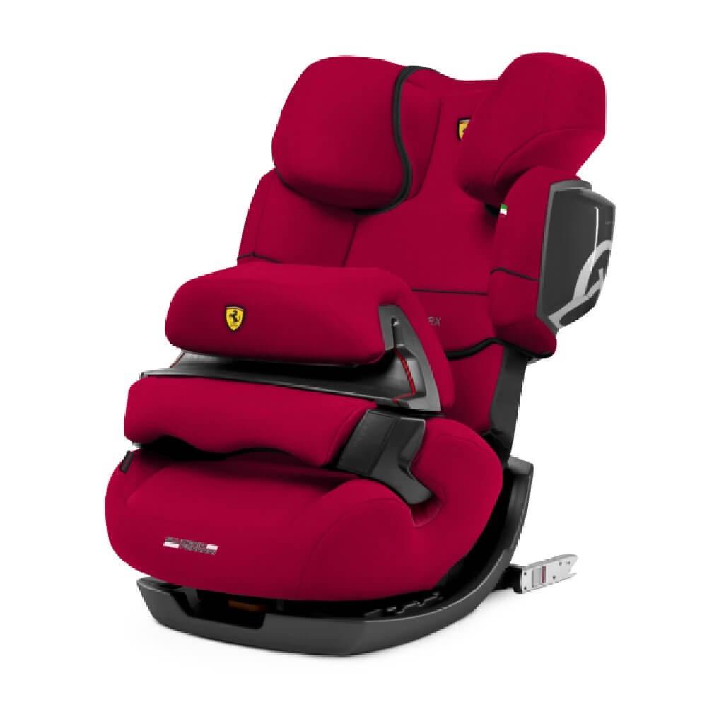 Автокресло Cybex Pallas 2-Fix (Ferrari Racing Red)