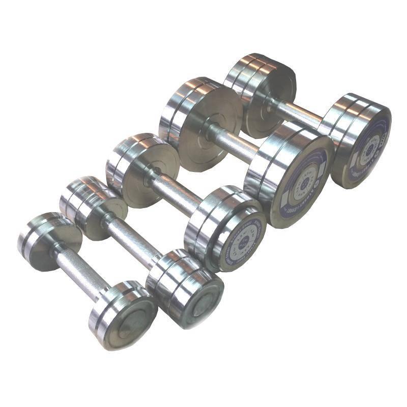 Гантельный ряд АТЛАНТ на 10 пар 1-10 кг. цена