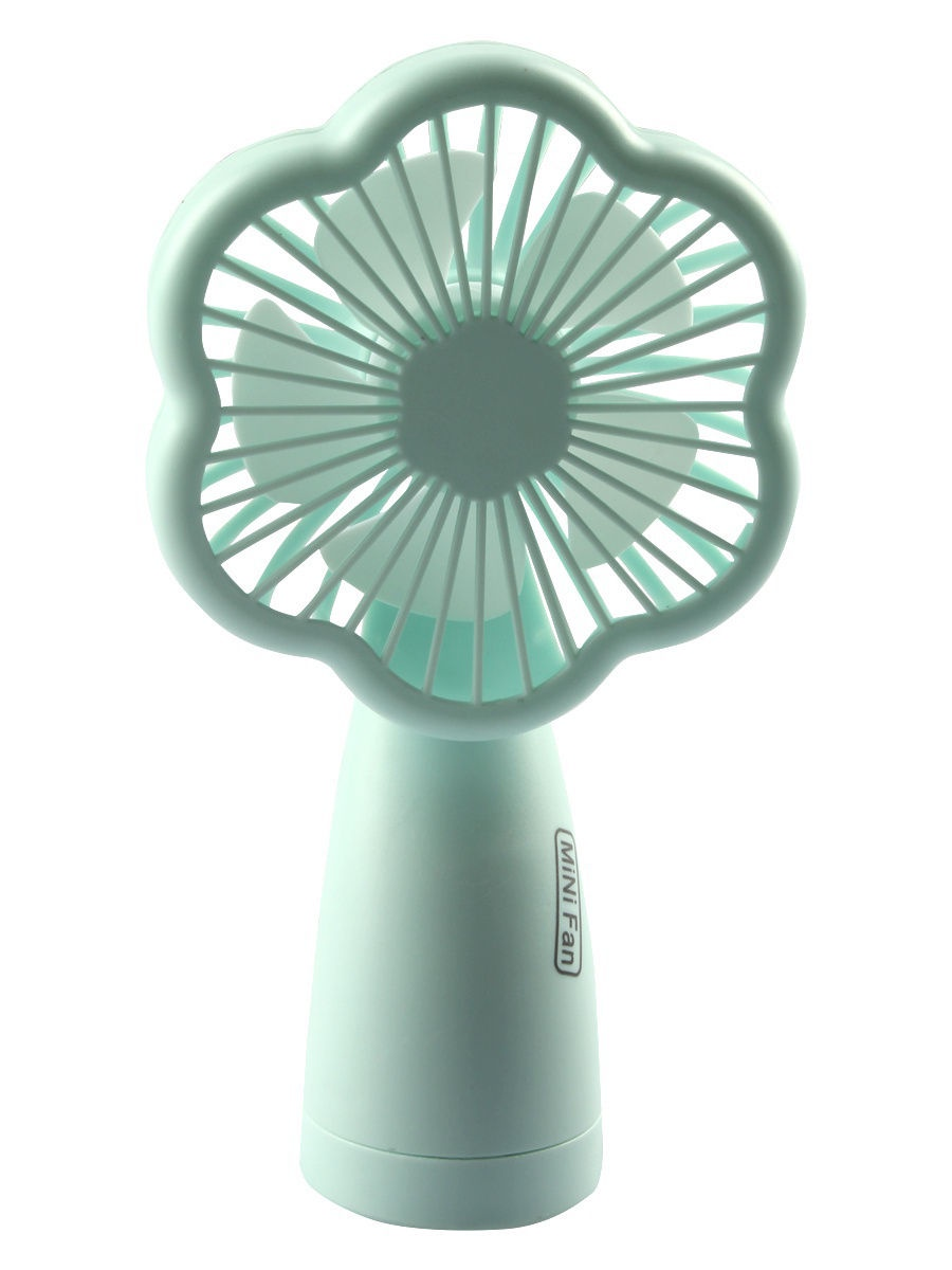 Вентилятор 668, Semolina, цвет голубой вентилятор желтый провод