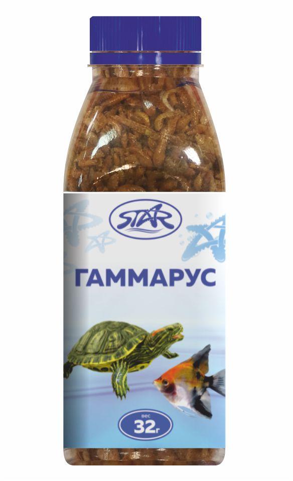 Корм Гаммарус для рыб