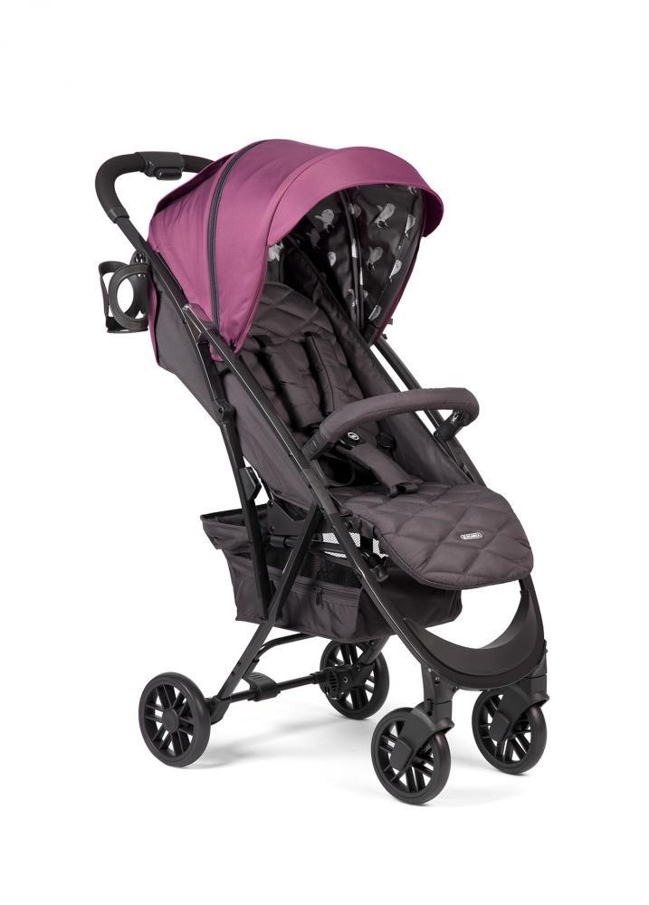 Happy Baby Прогулочная коляска ELEGANZA V2 bordo
