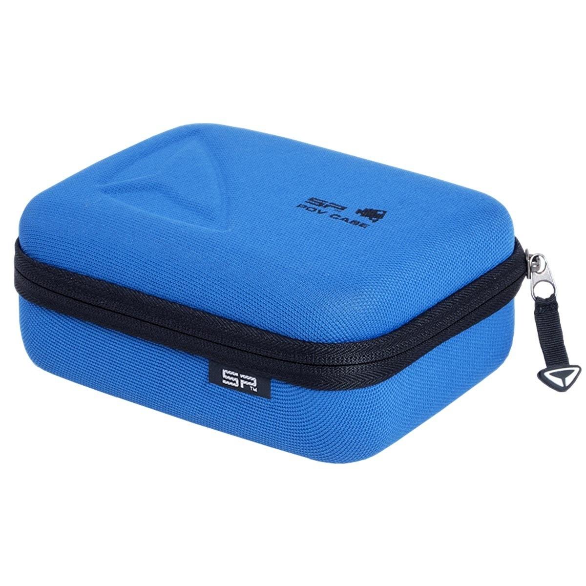 цена на Кейс для камеры и аксессуаров SP-Gadgets SP POV Case XS GoPro-Edition 3.0 blue