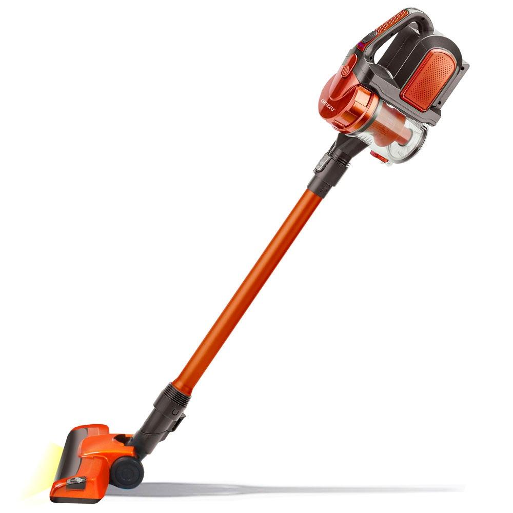 Вертикальный пылесос Ginzzu VS401, Orange
