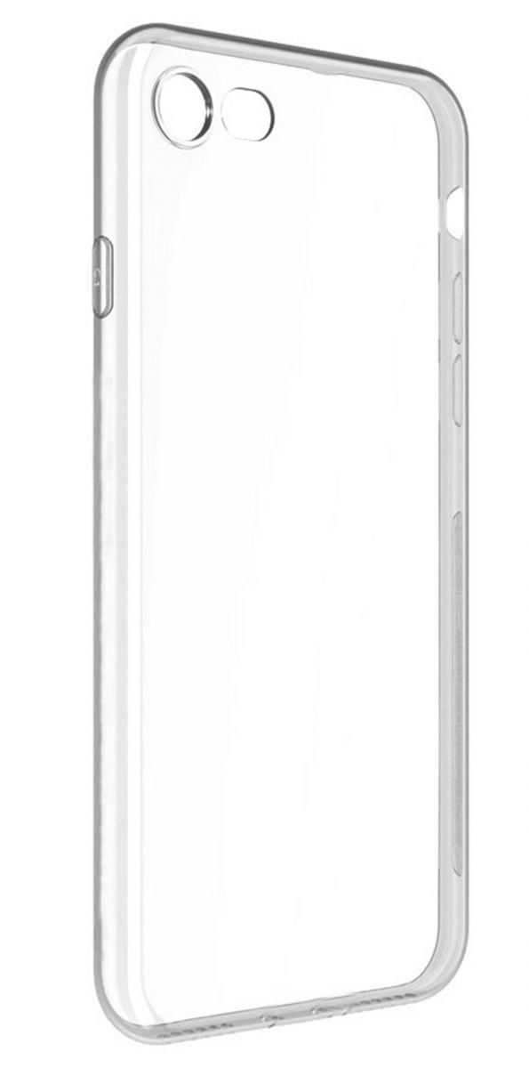 Чехол силиконовый Premium product for iPhone 7 / iPhone 8 , тонкий, прозрачный телефон леново все модели цена