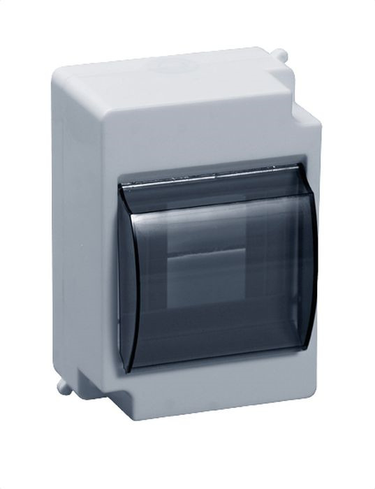 Распределительный бокс EKF PROxima КМПн 1/4, pbm40-nk-4, белый