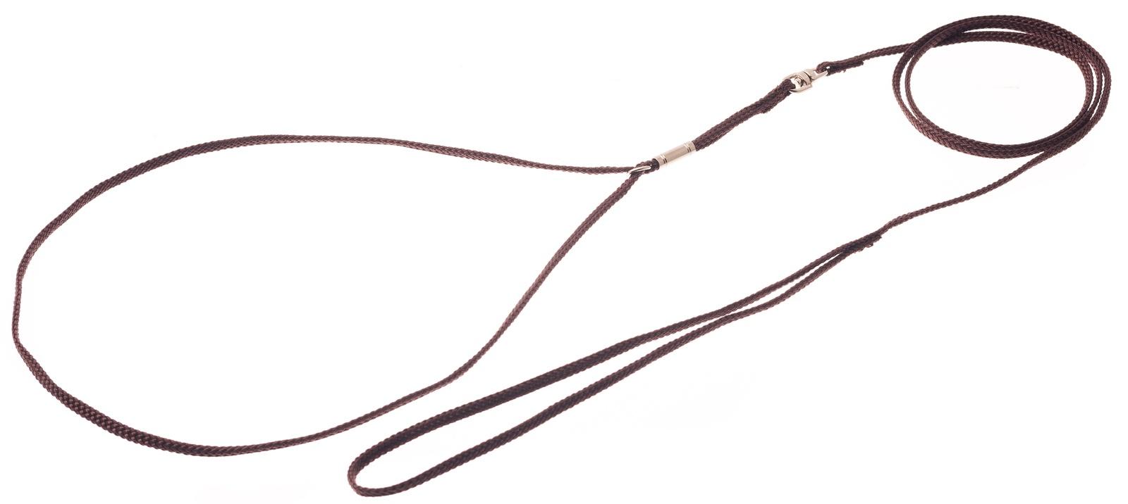 myPet PEA-03BR Ринговка с кольцом (коричневая)