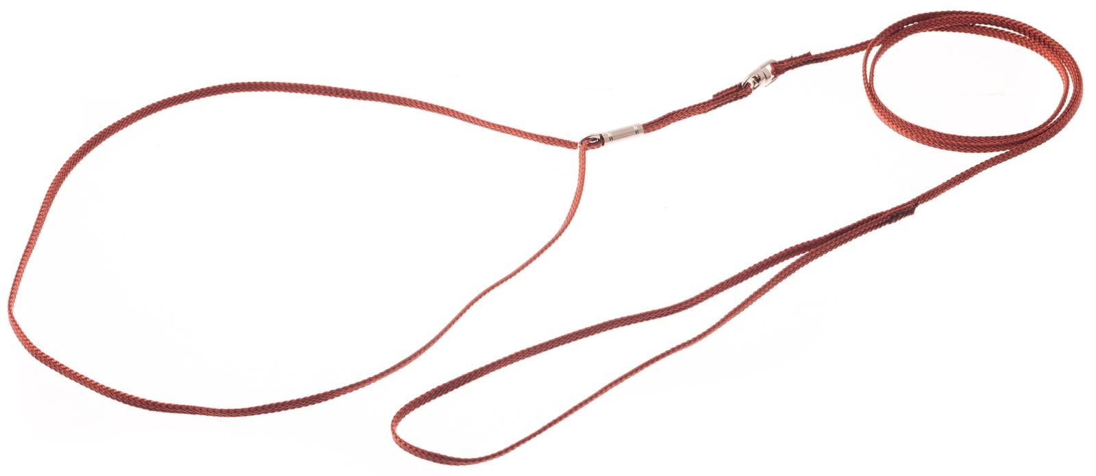 myPet PEA-03LBR Ринговка с кольцом (светло-коричневая)