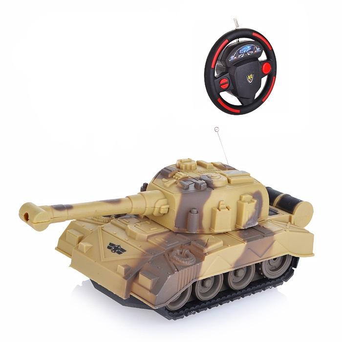 Танк 911-387A р/у, в коробке