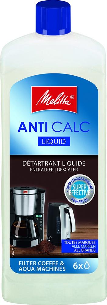 цена на Очиститель от накипи Melitta Anti Calс для капельных кофеварок и чайников , жидкий, 250мл