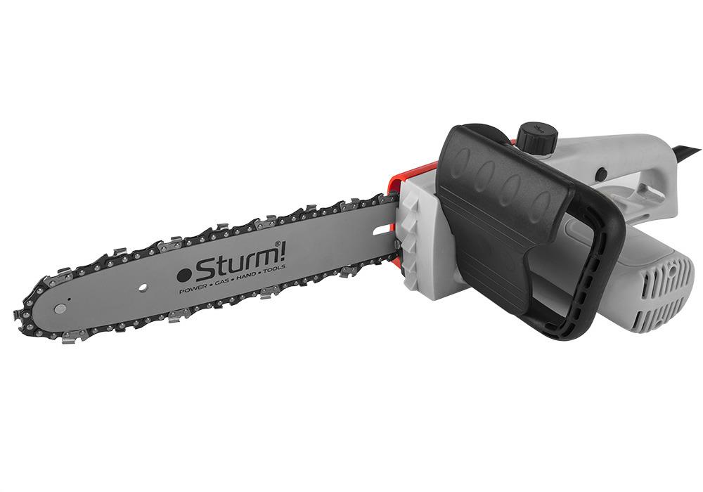 Цепная электропила Sturm CC9916, оранжевый