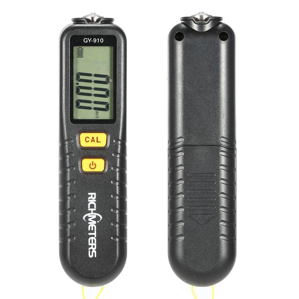 все цены на Толщиномер Richmeters GY910 онлайн