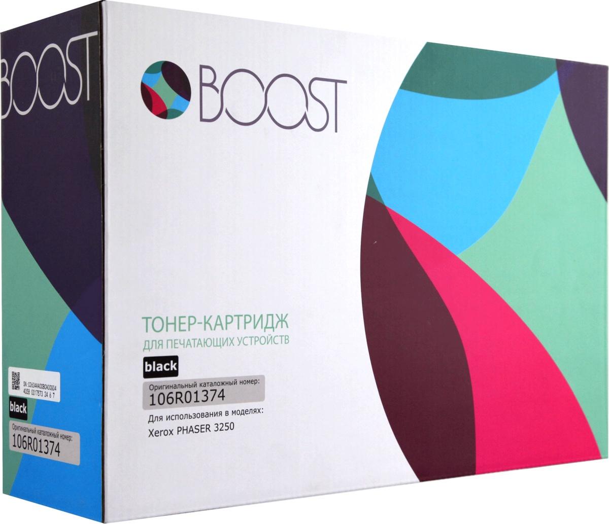 Boost 106R01374, Черный тонер-картридж для Xerox Phaser 3250/3250D/3250DN
