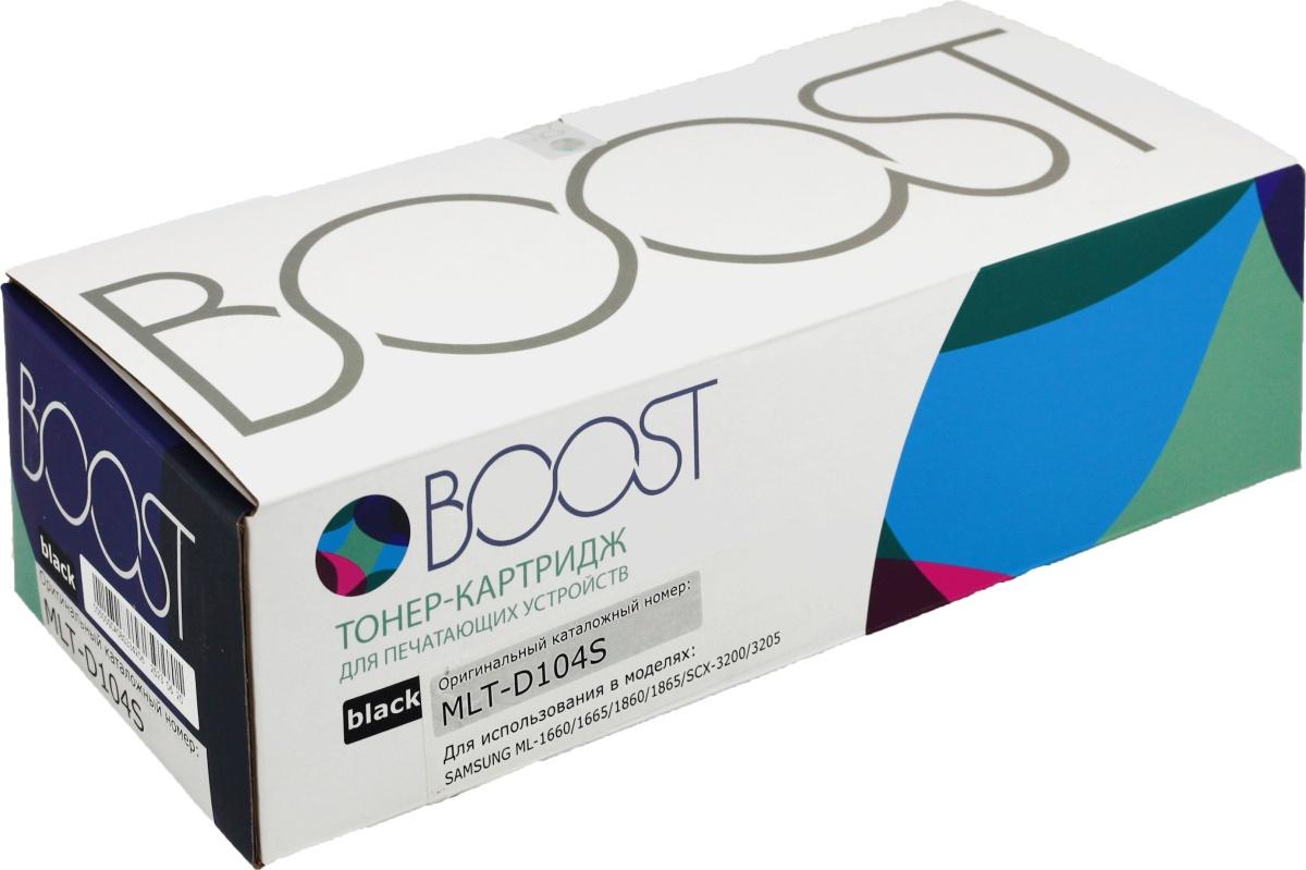 Boost MLT-D104S, Черный тонер-картридж для Samsung ML-1660/ML-1665/ML-1860/ML-1865/SCX3200/SCX3205 скачать драйвер samsung ml
