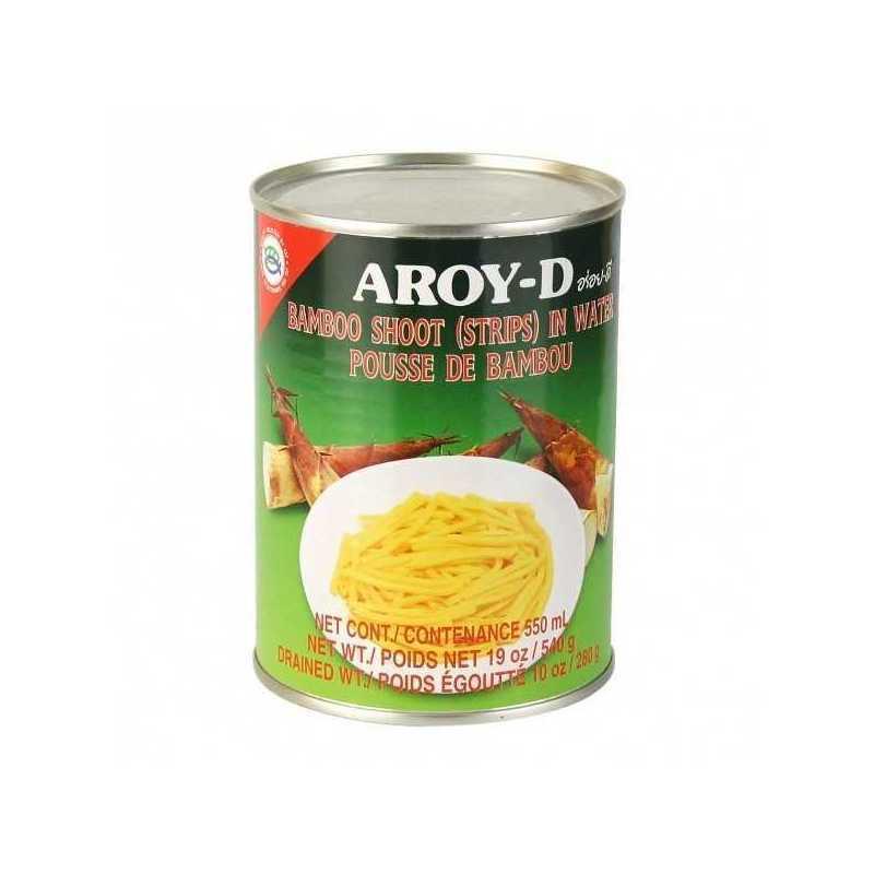 Ростки бамбука Aroy-D, 540г