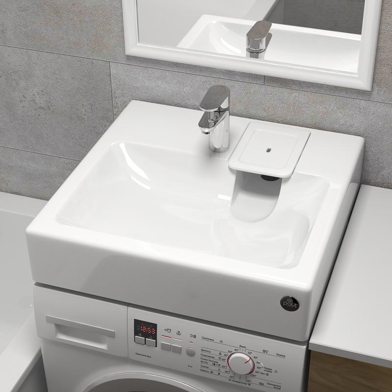 Раковина над стиральной машиной Paulmark BERG 710431