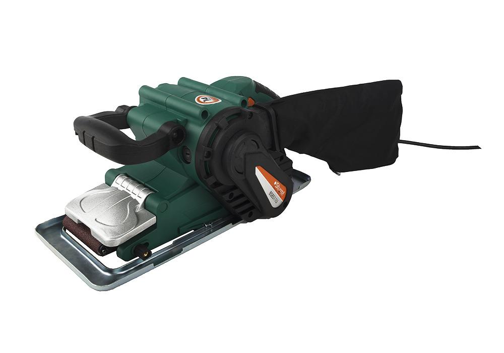 цена на Шлифмашина ленточная Sturm BS8511U, светло-зеленый