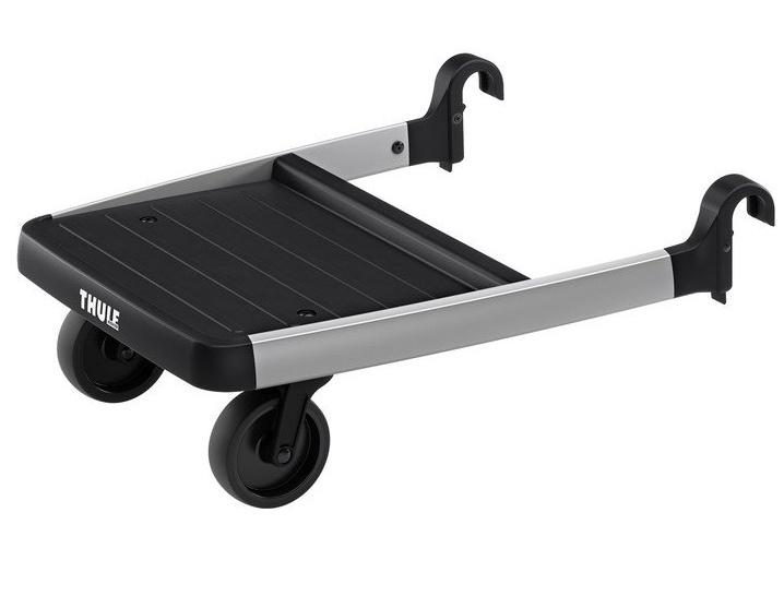 Thule Съёмная подножка для второго ребенка Glider Board аксессуары для колясок litaf подножка для второго ребенка e z step