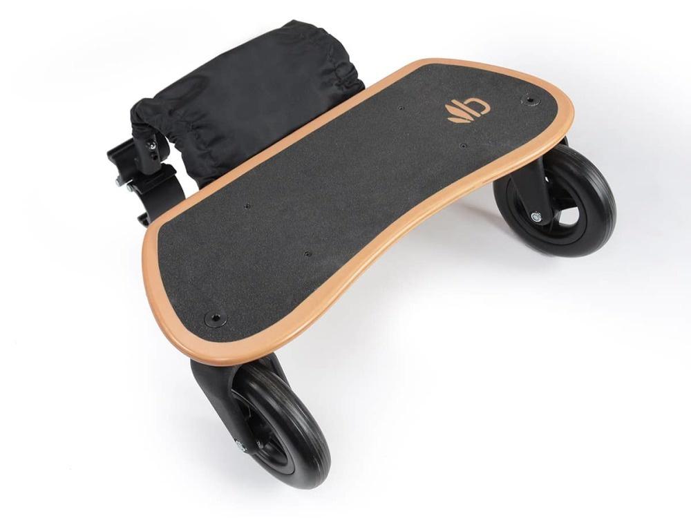 Bumbleride Мини-борд адаптер bumbleride для коляски indie twin car seat adapter single нижний
