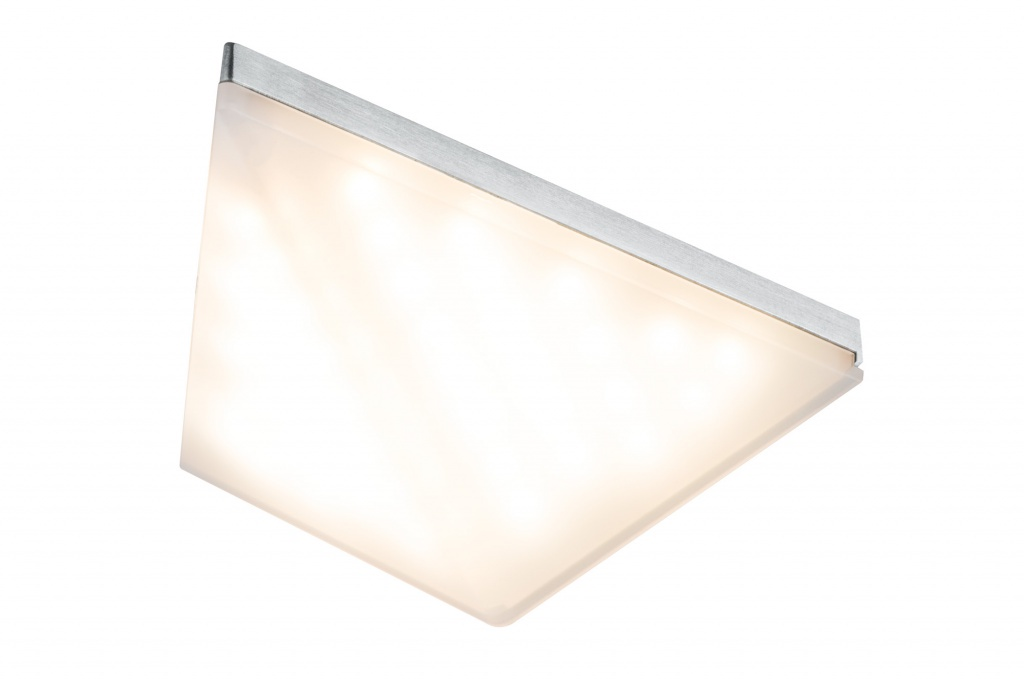 Накладной светильник ABL Set Kite dreieck LED 1x7W Alu светильник donolux sa1541 sa1543 alu