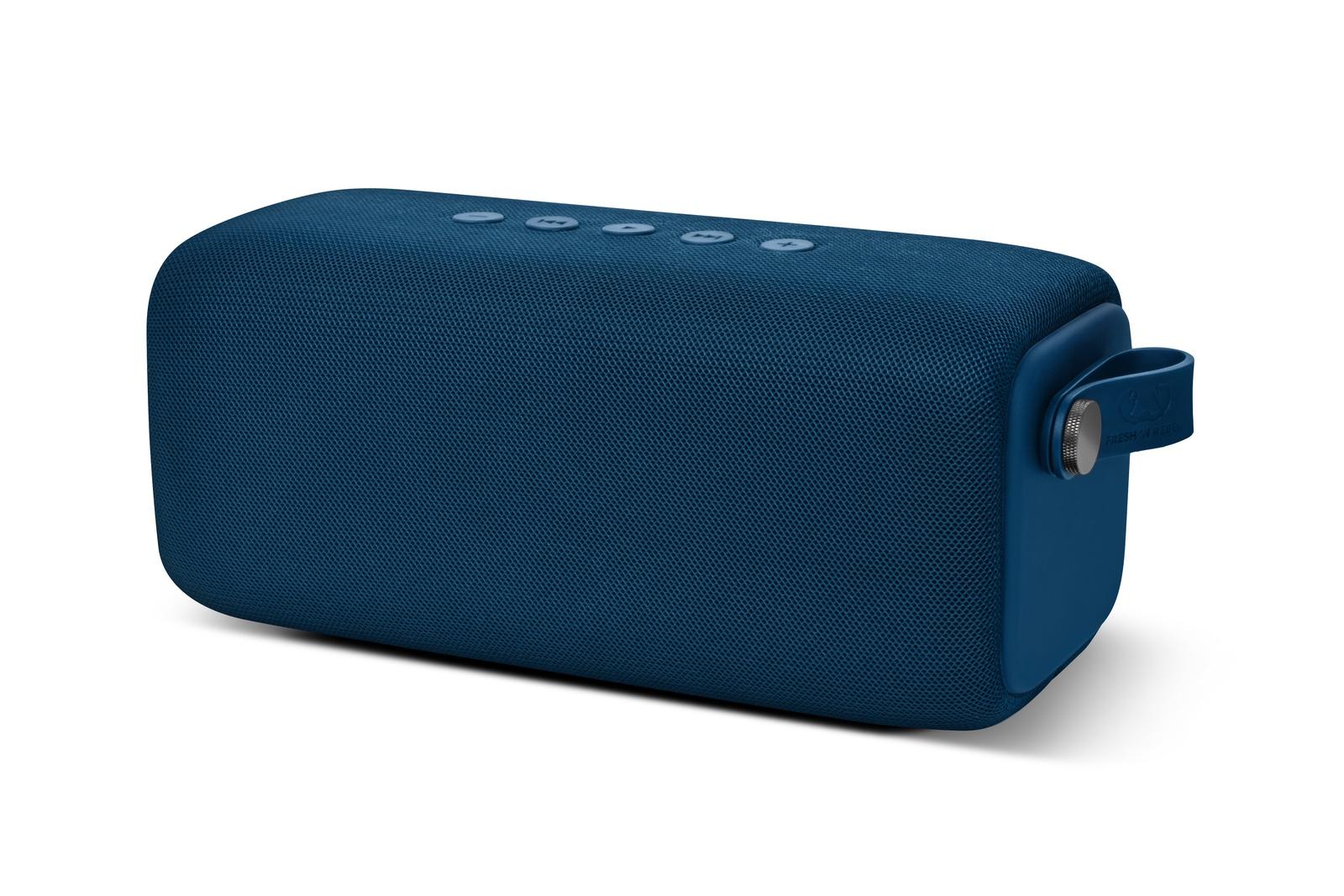 лучшая цена Портативная колонка Fresh 'n Rebel Rockbox Bold L Waterproof Bluetooth Speaker Indigo