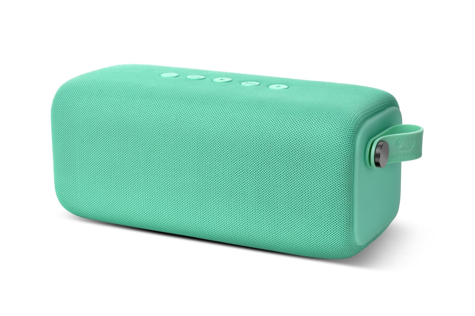 лучшая цена Портативная колонка Fresh 'n Rebel Rockbox Bold L Waterproof Bluetooth Speaker Peppermint