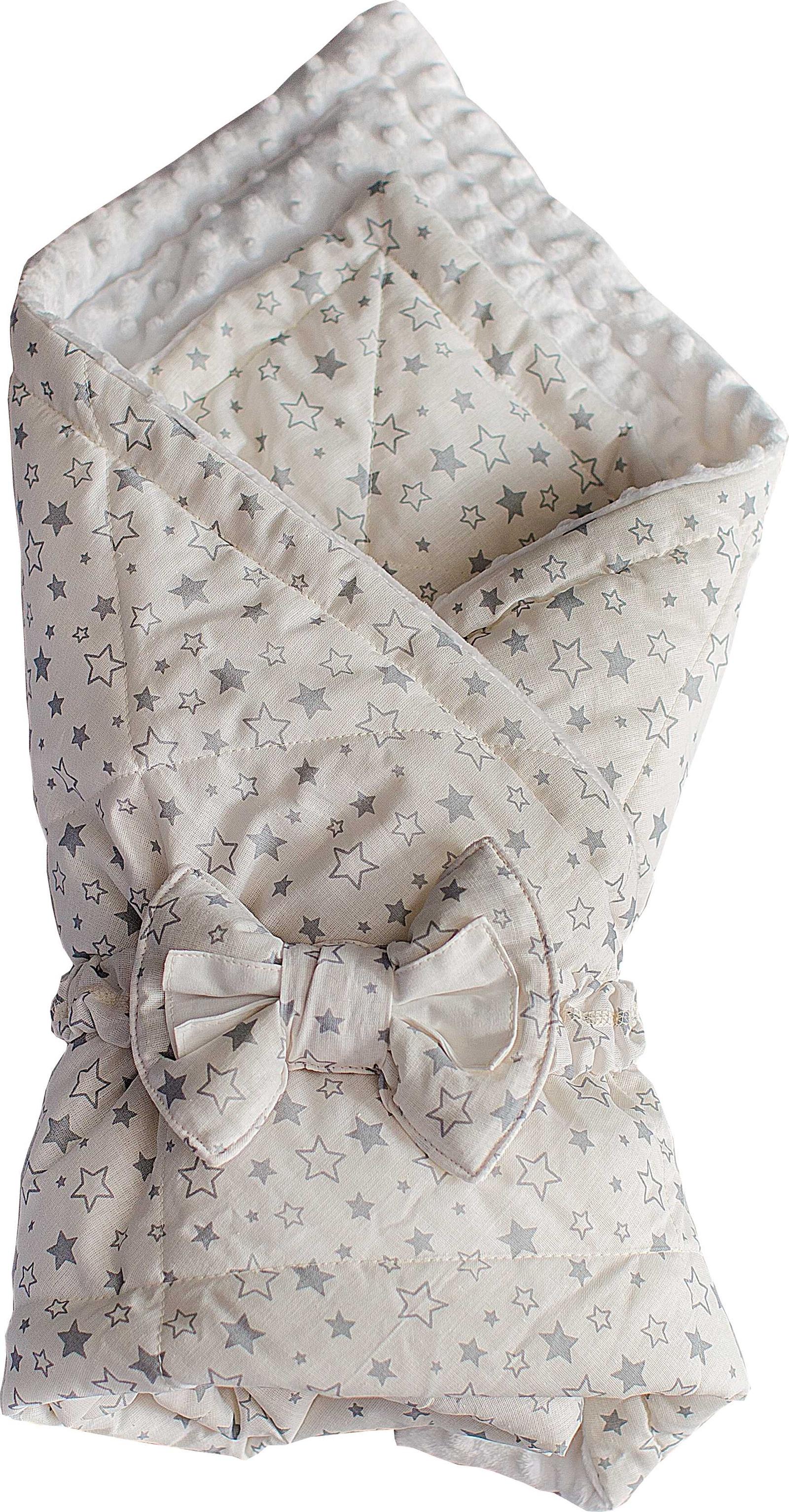 """Конверт-одеяло """"Звездный десант"""" демисезон."""