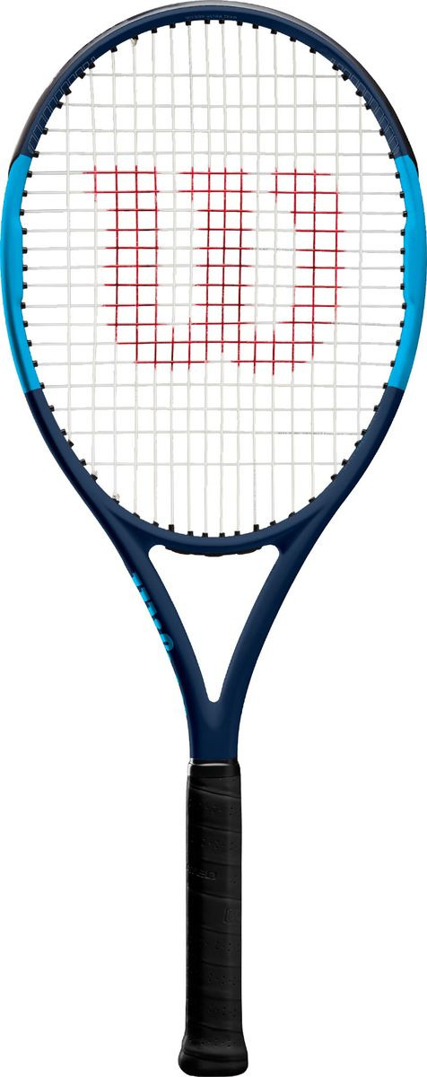 Ракетка для большого тенниса Wilson Ultra Team Rkt 2, WR000510U2, синий, голубой