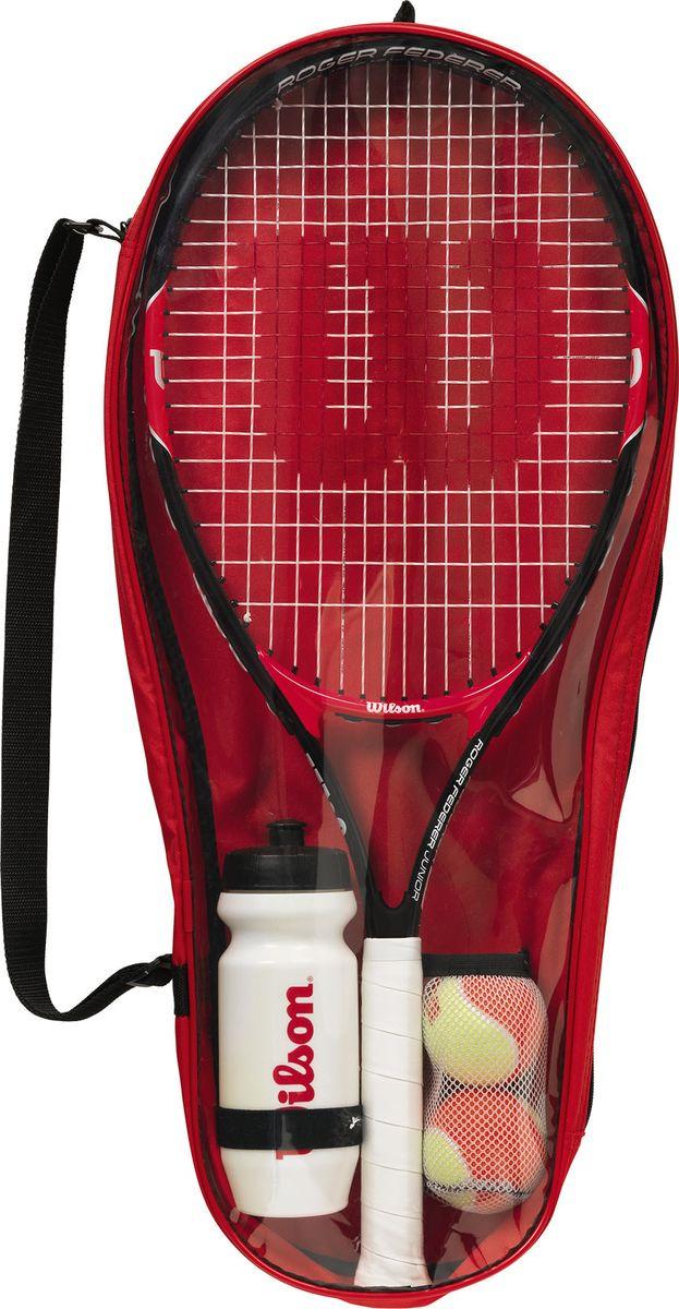 Набор теннисный Wilson Roger Federer Starter Set 25 цена