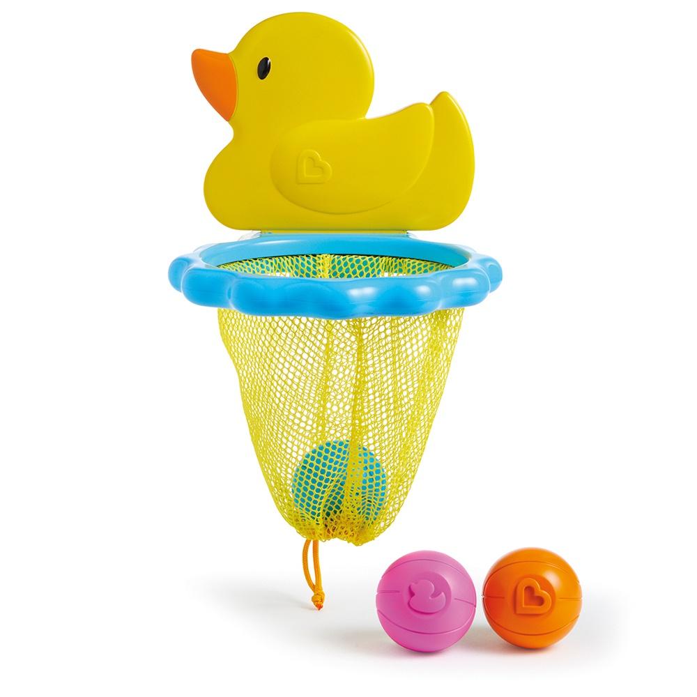 Munchkin Игрушка для ванны Баскетбол Утка