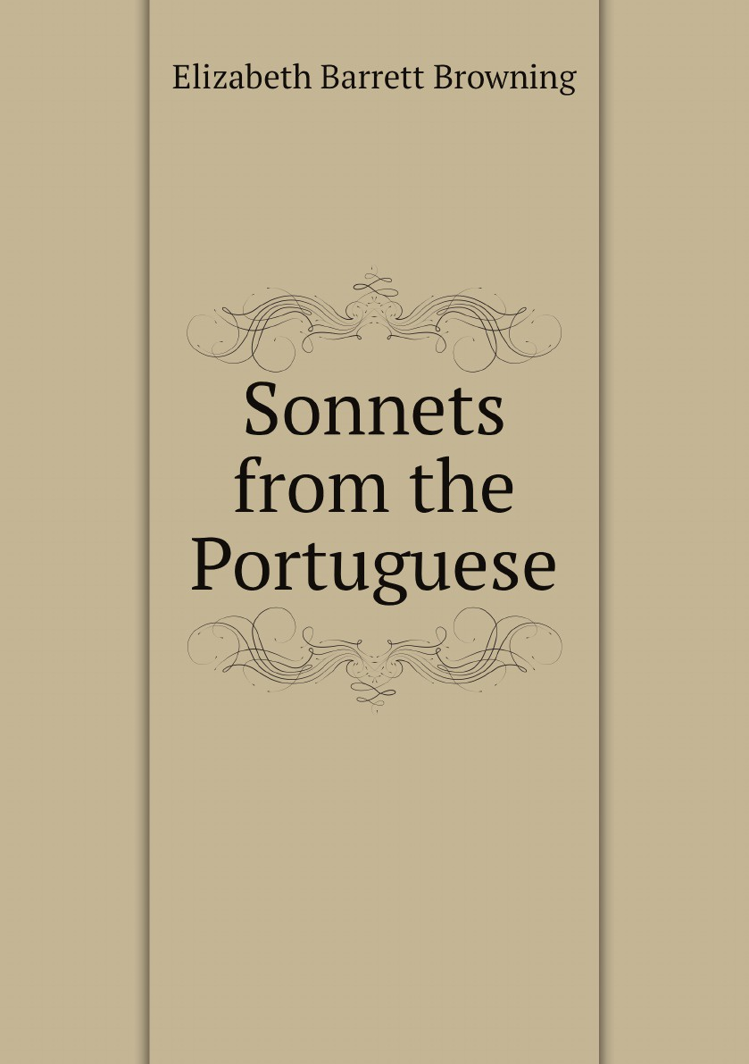 лучшая цена Browning Elizabeth Barrett Sonnets from the Portuguese