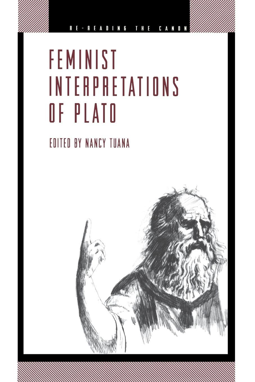Feminist Interpretations of Plato недорго, оригинальная цена